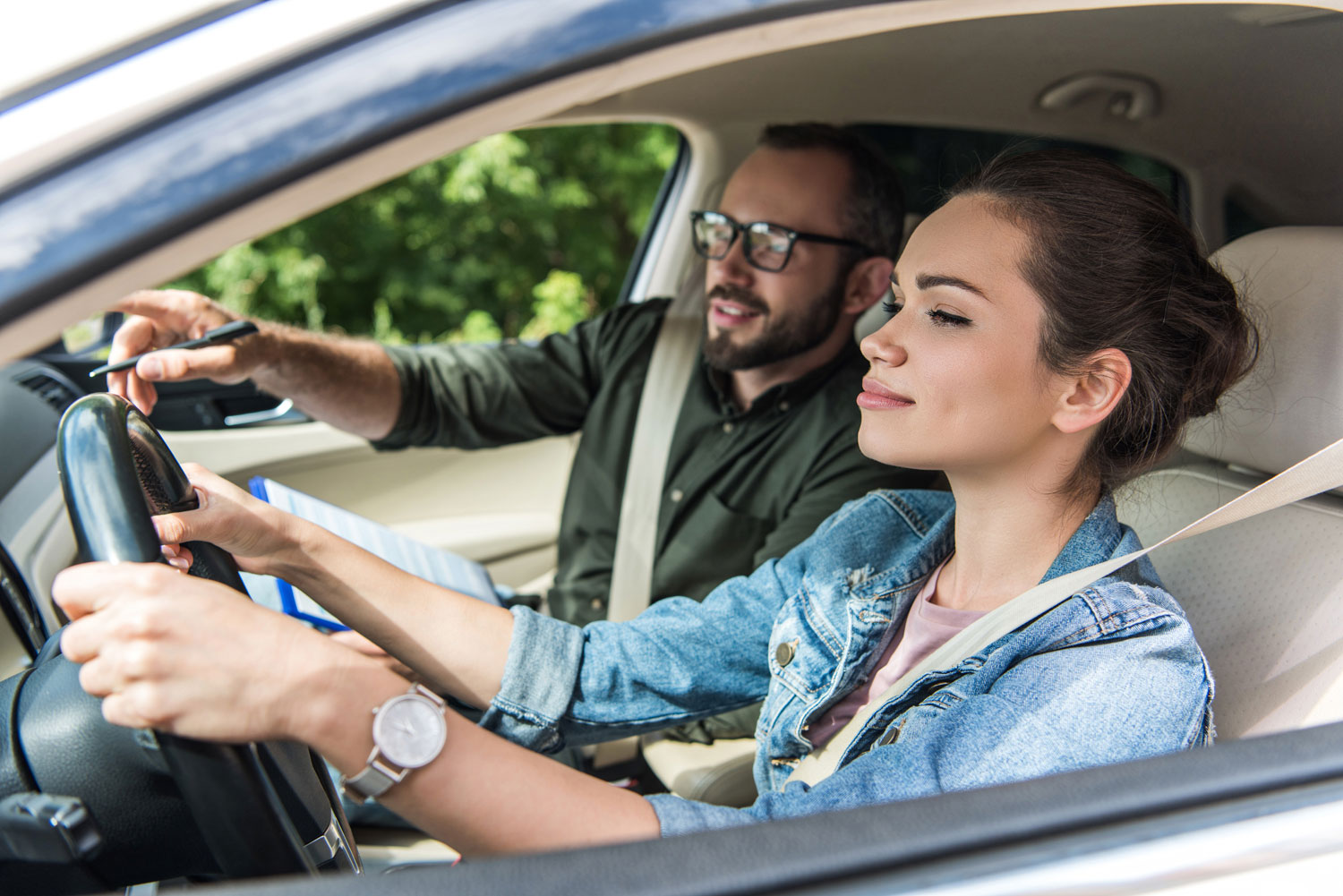 Behind-the-Wheel Driving Lessons in Prince William County